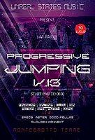 """Party Flyer Progressive Jumping V.13 2017 """"-"""" 30 Jul '17, 09:00"""