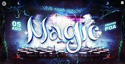 Party Flyer Magic - Edição de Inverno Entrada Free até as 04:00 5 Aug '17, 23:00