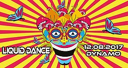 Party Flyer Liquid Dance / Mystical Complex, Aura Vortex, Blazy, Sokrates 12 Aug '17, 22:00