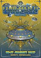 Party Flyer Forgotten Universe Festival 2017 18 Aug '17, 18:00