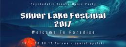 Party Flyer Silver Lake Festival 2017 18 Aug '17, 16:30