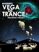 Party Flyer ravespirit vega de trance 19 Aug '17, 22:00
