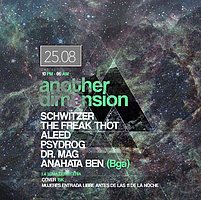 Party Flyer Another Dimension 25 Aug '17, 22:00