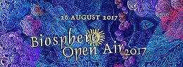 Party Flyer Biosphere Open Air 2017 26 Aug '17, 22:00