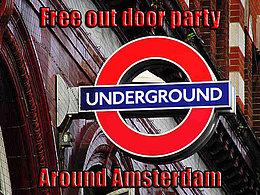 Party Flyer Prog&psy night off under ground VS Sssst D.U.C Rave 10 years anniversary 26 Aug '17, 23:30
