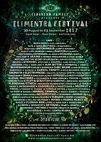 Party Flyer Elementra Festival Open Air 2017 30 Aug '17, 12:00