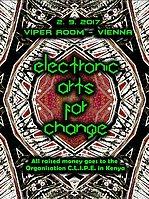 "Electronic Arts For Change - ""Parinama"" 2 Sep '17, 22:00"