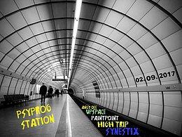 PsyProg Station 2 Sep '17, 23:00