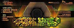 Party Flyer ॐ Cosmic Gate Vol.4 ॐ 9 Sep '17, 22:00