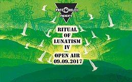 Party Flyer PsycoholiX presents: Ritual of Lunatism IV - OPEN AIR - ab 21 Jahren! 9 Sep '17, 20:00