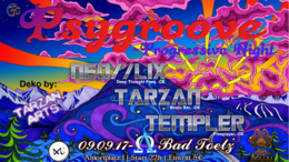 Party Flyer Psygroove - Progressive Night 9 Sep '17, 22:00