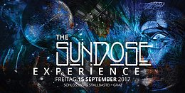 Party Flyer The Sundose Experience pres. Slide & Loom Live 15 Sep '17, 18:00