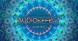 Party Flyer Audioeffect - Mandragora, Hatikwa, Kularis, Krama 16 Sep '17, 22:00