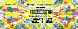 Proggynation München pres. Fabio & Moon // Klopfgeister 16 Sep '17, 23:00