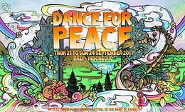 Dance For Peace Festival 2017 22 Sep '17, 08:00