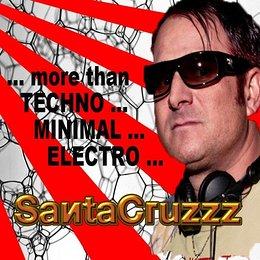 Party Flyer Tribute to SantaCruzzz 22 Sep '17, 22:00