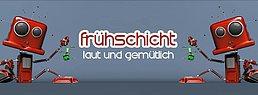 """Party Flyer Frühschicht - laut & gemütlich """"Zilla Edition"""" Psytainment 24 Sep '17, 08:00"""
