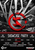 Party Flyer 29 SEP - Silentzcorp Bookings Showcase @klan 31 29 Sep '17, 21:00