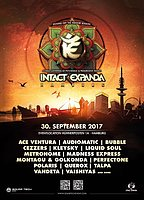Party Flyer Intact Expanda 2017 30 Sep '17, 21:00