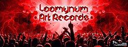 Party Flyer ॐ •: Loomynum Art Records Label Release Night :•ॐ 7 Oct '17, 22:00