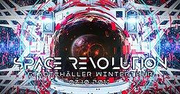 Party Flyer ◣_◢ Space Revolution // Painkiller // Zelda ◣_◢ 7 Oct '17, 23:00