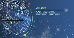 Party Flyer Digital NEXUS Psychology at Mehanizam 14 Oct '17, 23:00