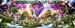 Party Flyer Eternity of Life 14 Oct '17, 20:00