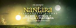 Nantara with dj bim, zyrus 7 and more 20 Oct '17, 23:00