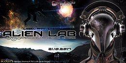 Alien LAB - Under Voice Records 13th anniversary 21 Oct '17, 22:00