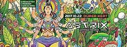 Party Flyer Astrix - HOMmega Records / Budapest 22 Oct '17, 22:00