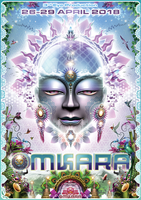 Party Flyer Omkara festival Nepal 26 Apr '18, 18:00