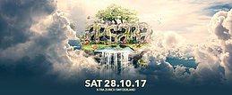 Party Flyer Apsara 28 Oct '17, 22:00