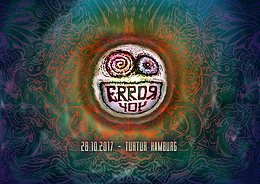Party Flyer Error404 goes TurTur 28 Oct '17, 22:00