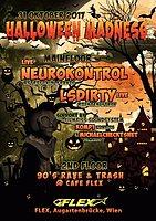Party Flyer FLEXIBLE 31 Oct '17, 22:00
