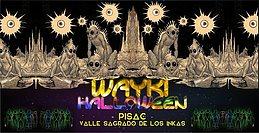 Party Flyer WaykiHalloween 31 Oct '17, 21:00