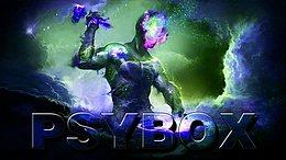 Party Flyer Psybox 3 Nov '17, 22:00