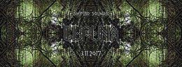 Party Flyer Shipibo Sounds presents: LUPUNA 3 Nov '17, 23:00