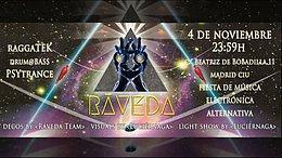 Party Flyer Fiesta electrónica Ráveda 4/11 4 Nov '17, 23:59