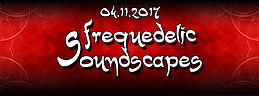 Party Flyer Frequedelic Soundscapes 4 Nov '17, 23:00