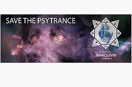 Party Flyer Save the psytrance 4 Nov '17, 11:00