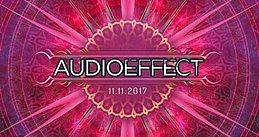 Party Flyer AudioEffect - Ace Ventura, Morten Granau, Symbolic 11 Nov '17, 22:00