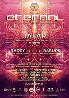 Party Flyer EPIC Tribe pres. ETERNAL 11 Nov '17, 21:00