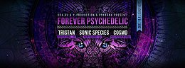 Party Flyer Forever Psychedelic 11 Nov '17, 22:00