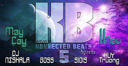 Party Flyer Konnected Beats #5 11 Nov '17, 20:00