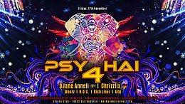 Party Flyer ॐ Psy 4 Hai ॐ 17 Nov '17, 22:00