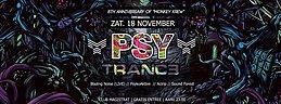 """Party Flyer 8th Anniversary of """"Monkey Krew"""" 18 Nov '17, 22:00"""