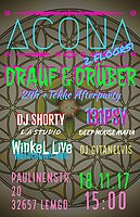 Party Flyer ACIDonNATURE ( 1. Time Indoor ) WelcomeToMyHome 18 Nov '17, 15:00