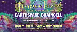 Party Flyer Pura Vida presents: Trancelucid 2017 18 Nov '17, 12:00