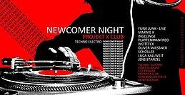 Party Flyer Newcomer Night 24 Nov '17, 23:00