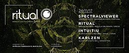 Party Flyer Ritual ( ? Live! ) at Lennons Club, Barcelona 24 Nov '17, 23:00